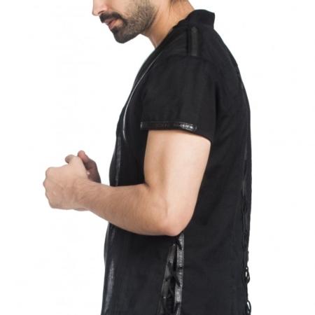 cotton linen shirt 2
